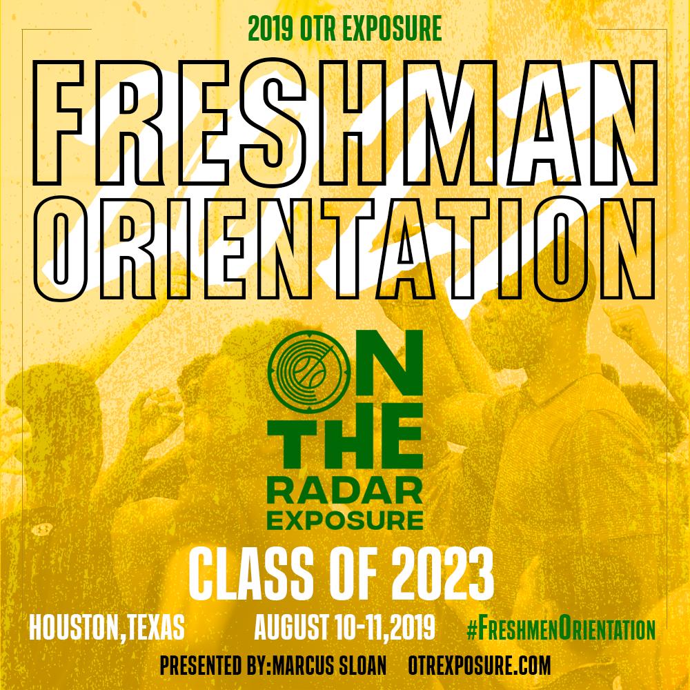 2023 Freshman Orientation Recap Pt. 2