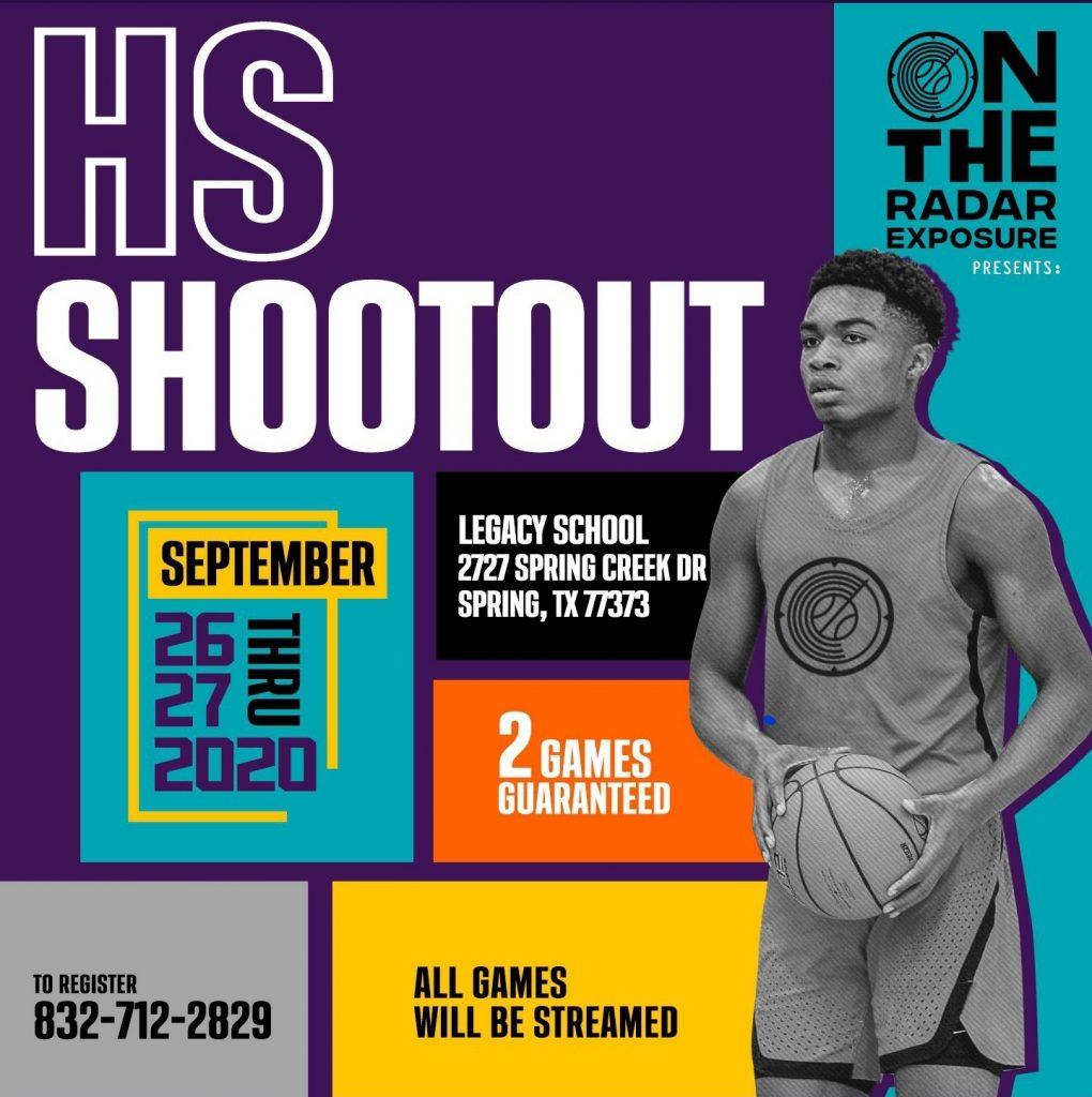 OTR HS Fall Shootout Recap