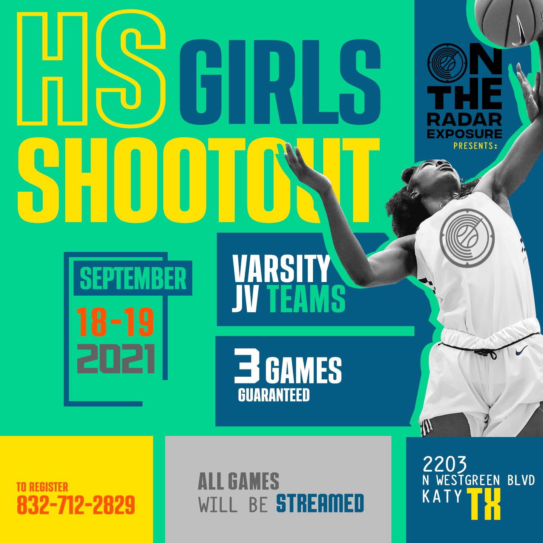 2021 OTR Exposure Fall Girls ShootOut